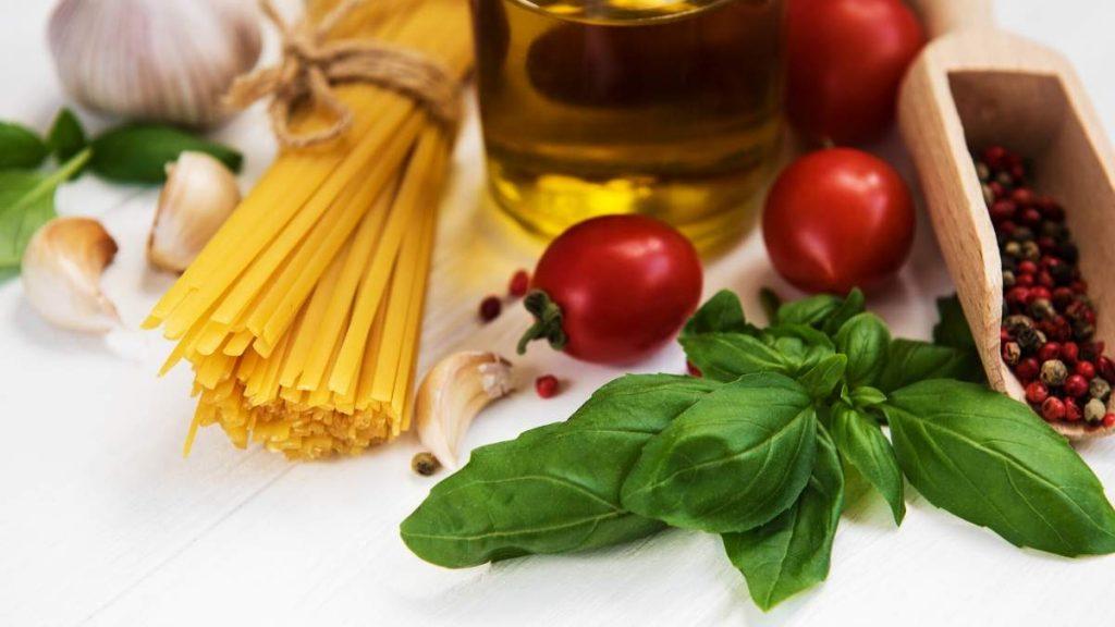 health benefits Italian ingredients