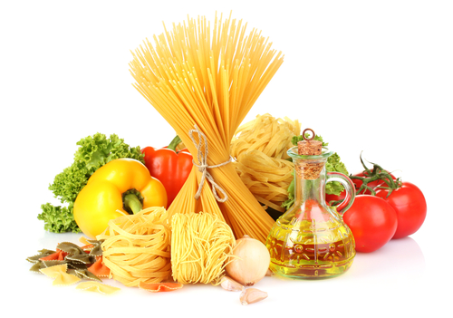 healthy Italian dishes